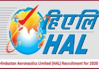 HAL Recruitment for 2020