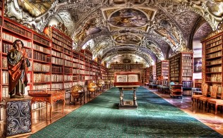 Castle Library 2