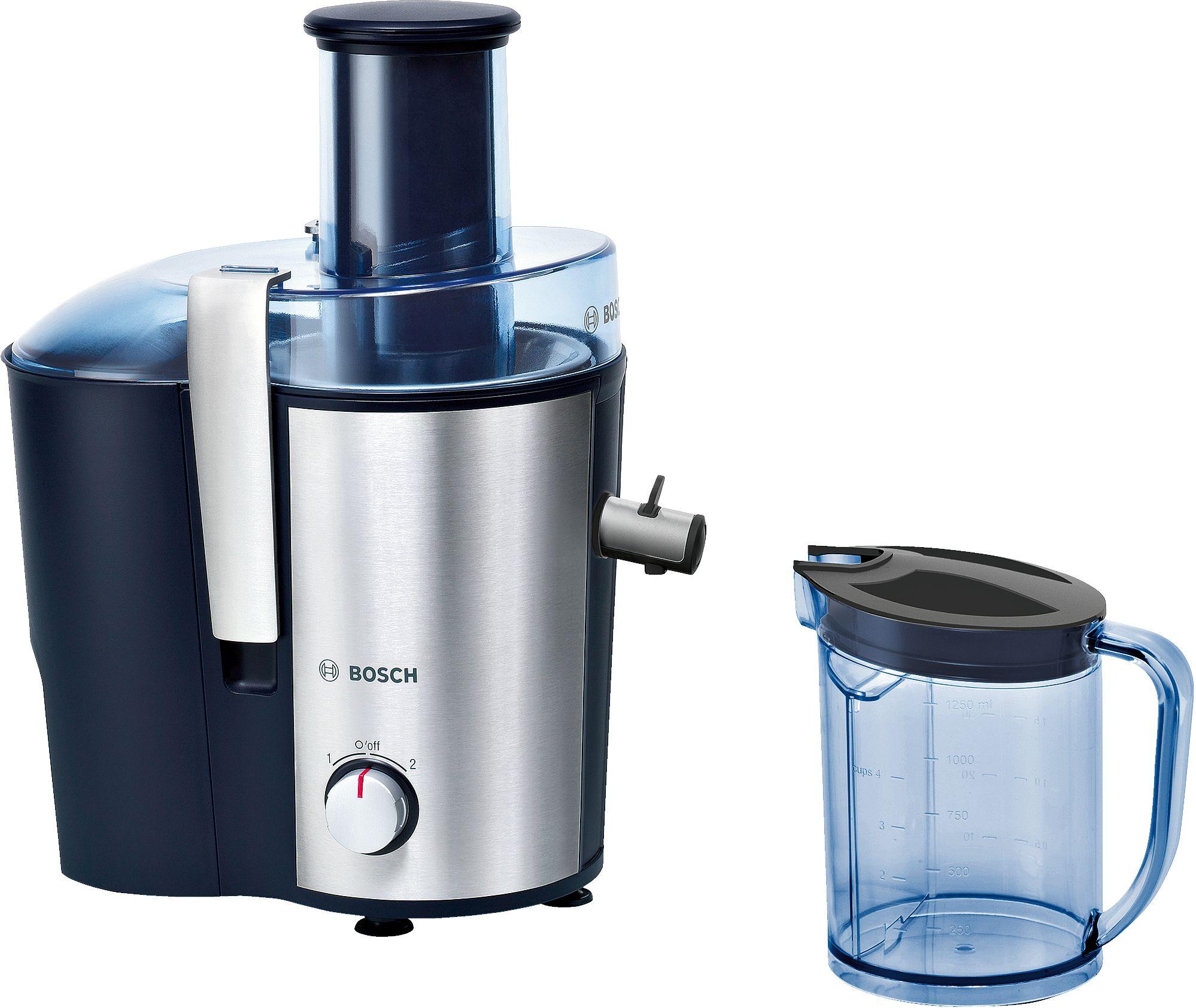 bosch mes3500 extracteur de jus vitajuice 3 700w bleu