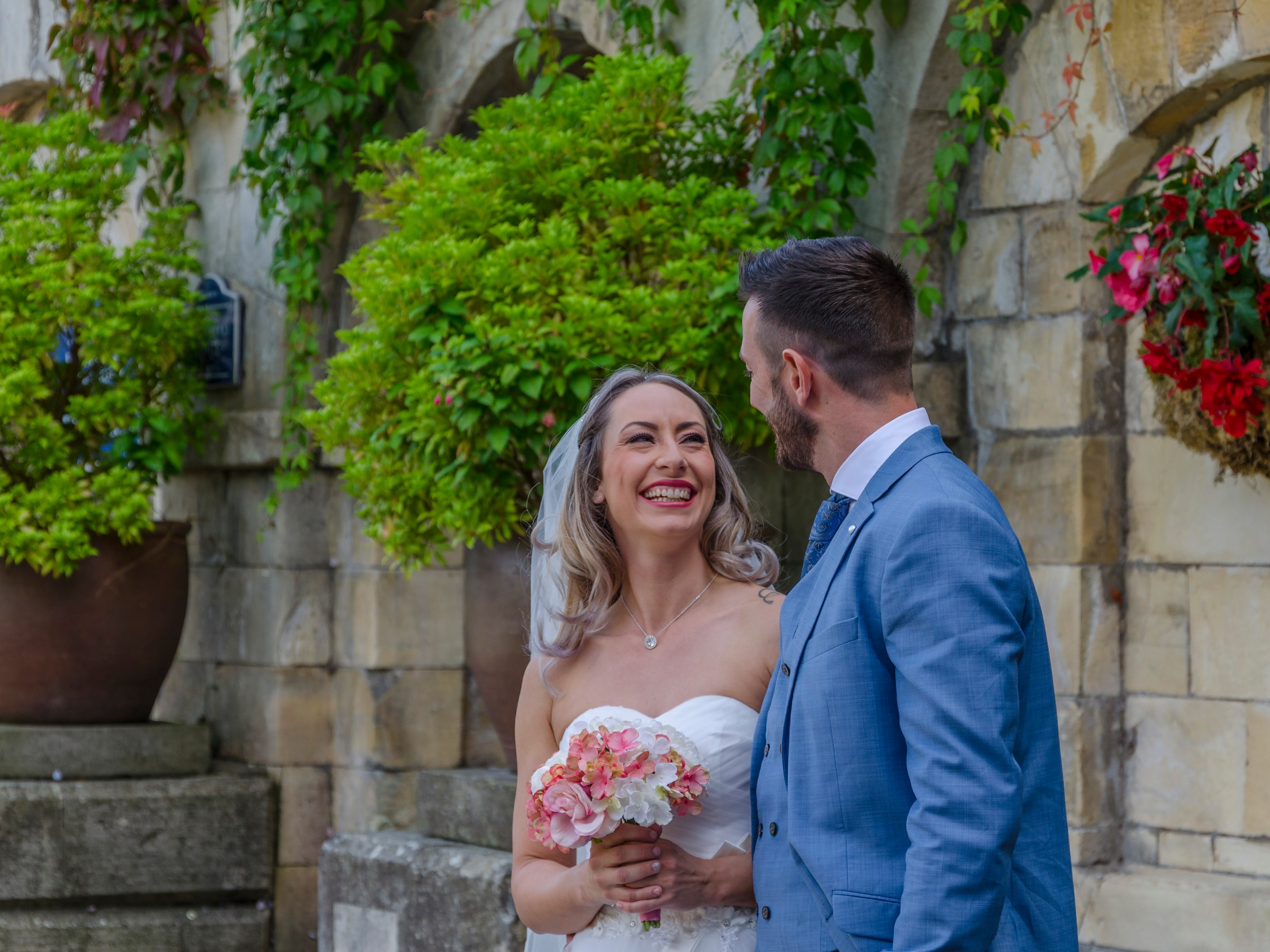 Cumbria and Lake district wedding photography photo by Radiance Photography