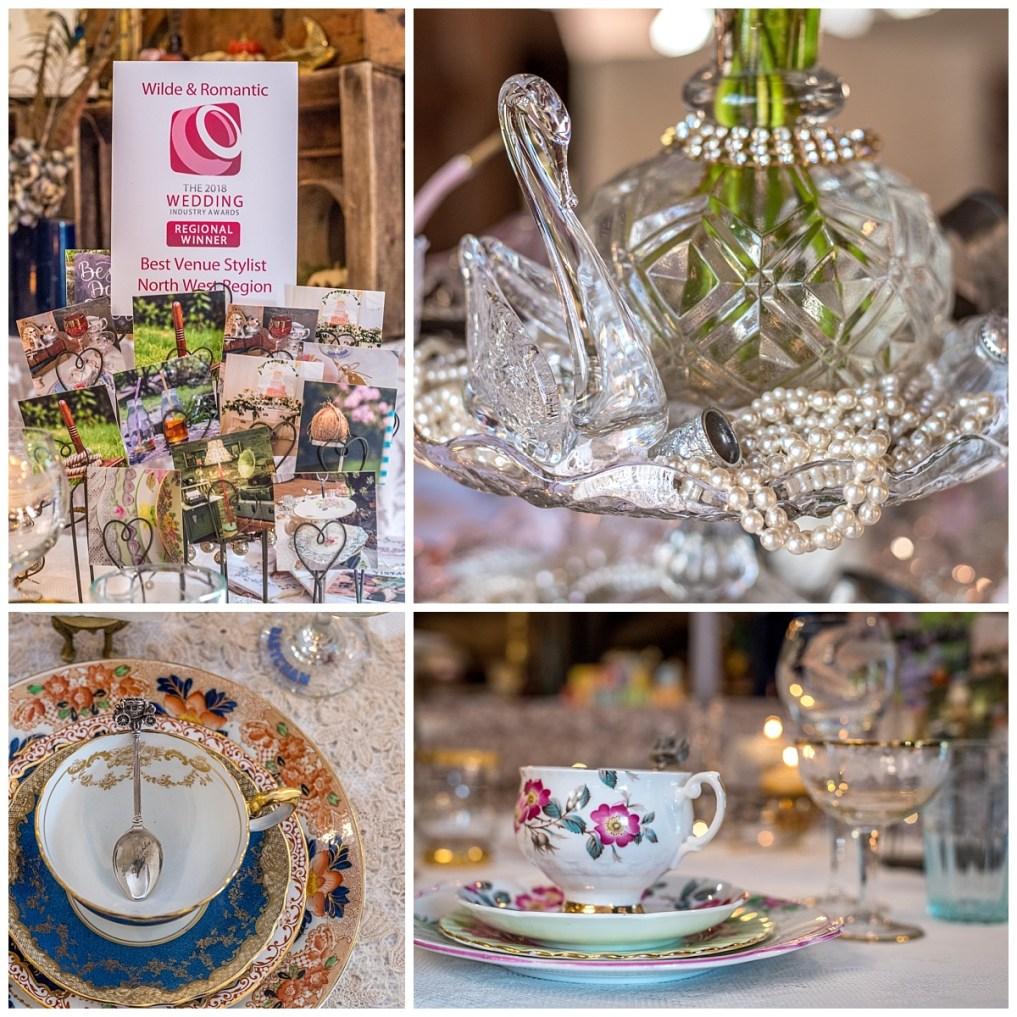 Armathwaite Hall Hotel Wedding Fayre - Wilde and Romantic
