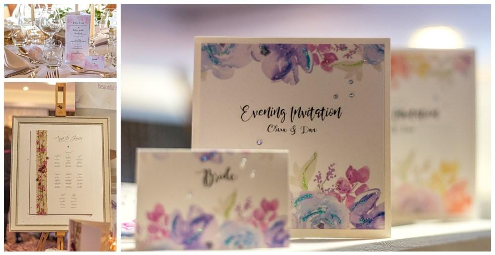 Armathwaite Hall Hotel Wedding Fayre - Malu Design