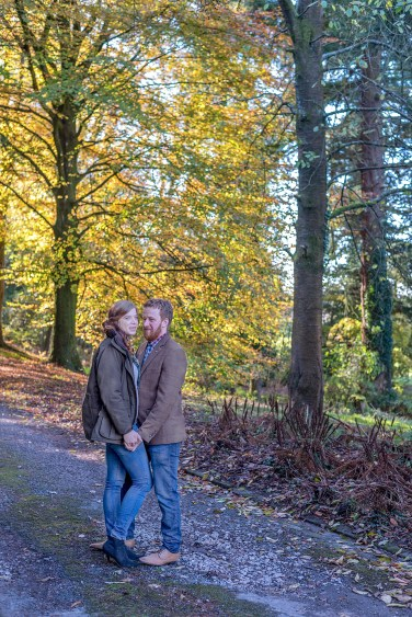 Autumnal Engagement Shoot