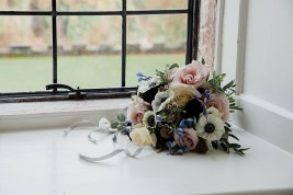 Askham Hall Winter Wedding Colour-32