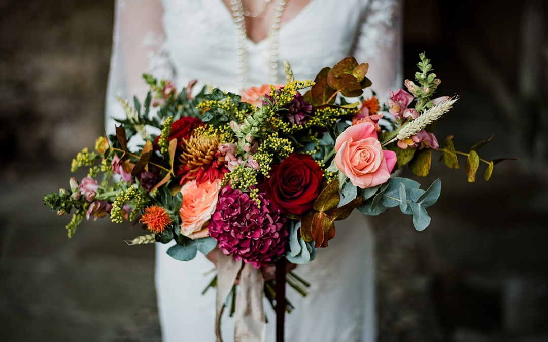 Autumn Wedding Inspiration Details