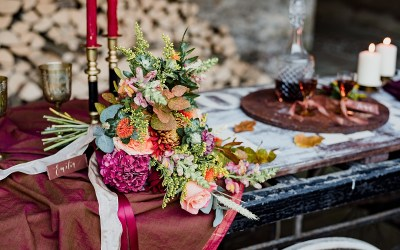 5 Ways to Choose Your Wedding Colours