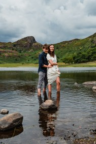 Blea Tarn Engagement-5