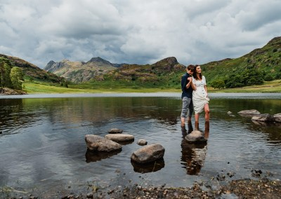 Blea Tarn Engagement