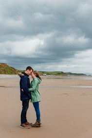St Bees Beach Engagement-3