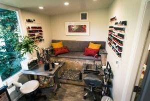 Manicure Pedicure Room Radiance Salon & Skin Care in Aptos, California