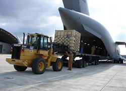 aviation logistics services