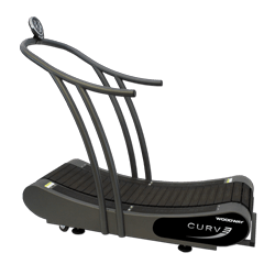 Woodway curve treadmil
