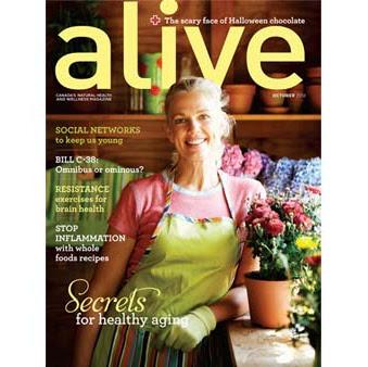 Alive Magazine Oct 2012