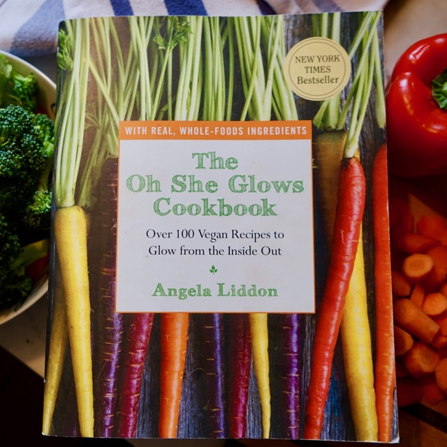 book review: the oh she glows cookbook