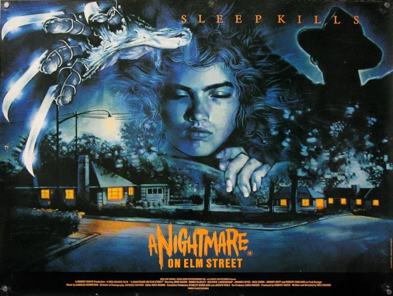 COMING SOON: A NIGHTMARE ON ELM STREET screens at Everyman Screen On The Green (11 NOV).