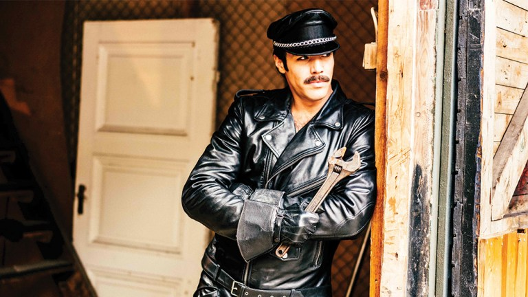 SCREEN DIARY: TOM OF FINLAND