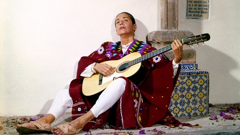 CHAVELA screens at Bertha DocHouse (03 OCT).