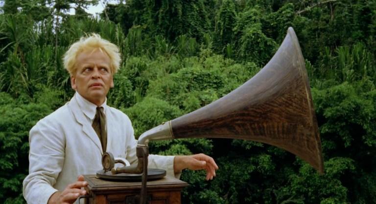 FITZCARRALDO Werner Herzog film