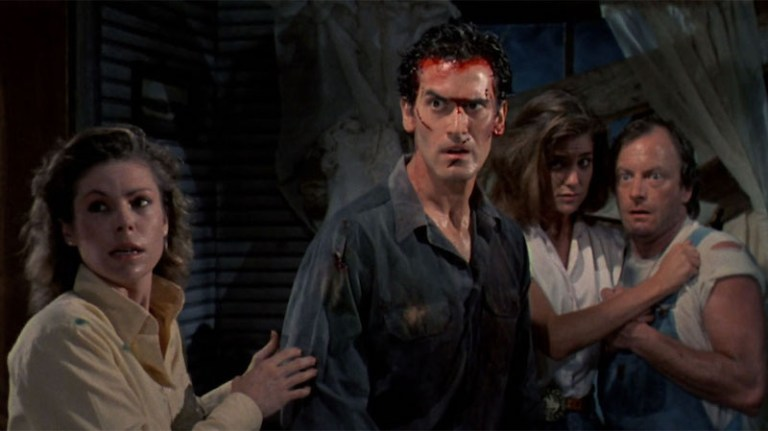 HALLOWEEN 2017: EVIL DEAD 2 screens at The Institute of Light (30 OCT).