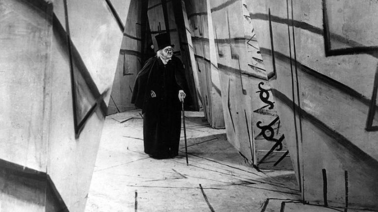 HALLOWEEN 2017: THE CABINET OF DR CALIGARI with live soundtrack by Gork screens at Genesis (29 OCT).