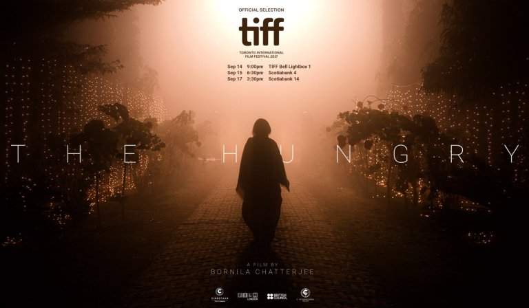 LONDON FILM FESTIVAL: THE HUNGRY screened at Rich Mix (08 OCT).