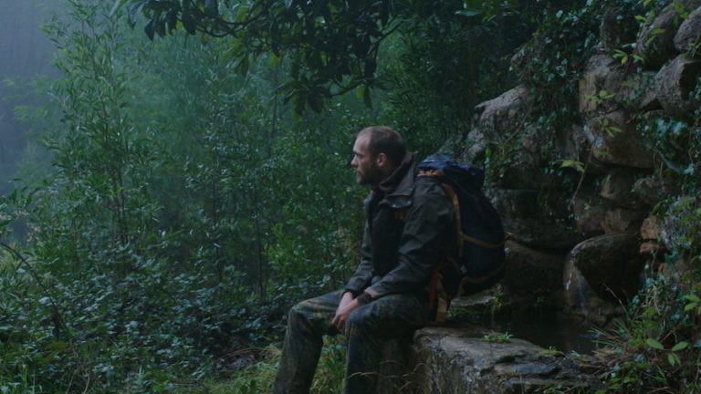NOW SHOWING: We spent an evening trussed up in the backwoods with THE ORNITHOLOGIST at ICA London (10 OCT). Here's our writeup.