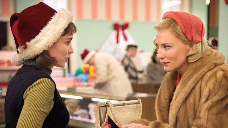NOW BOOKING: CAROL screens at Prince Charles (11 DEC).