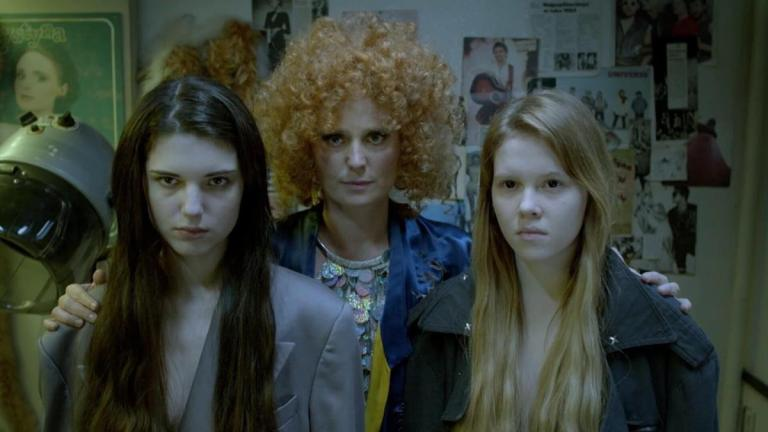 RADIANT CIRCUS Top Ten Horror Movie Musicals: THE LURE (2015).