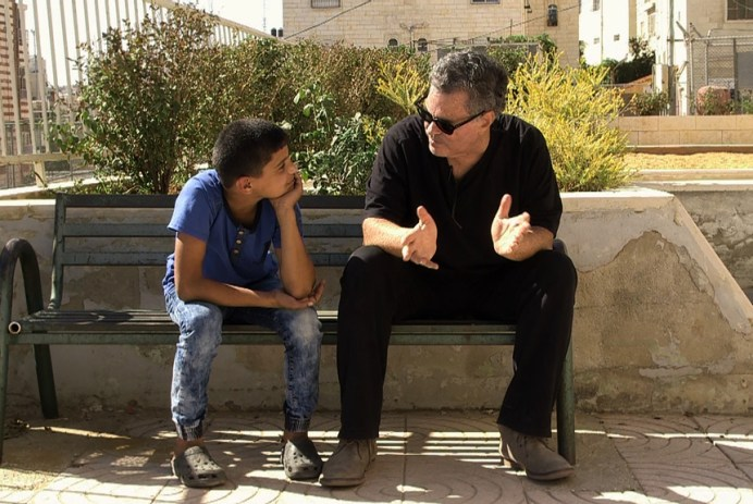 NOW SHOWING: WEST OF THE JORDAN RIVER screens at ICA (23 NOV).