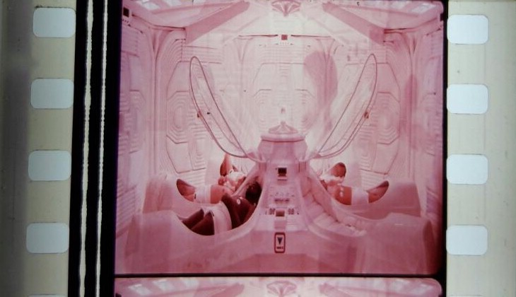 ALIEN screened at Picturehouse Central (26 APR).