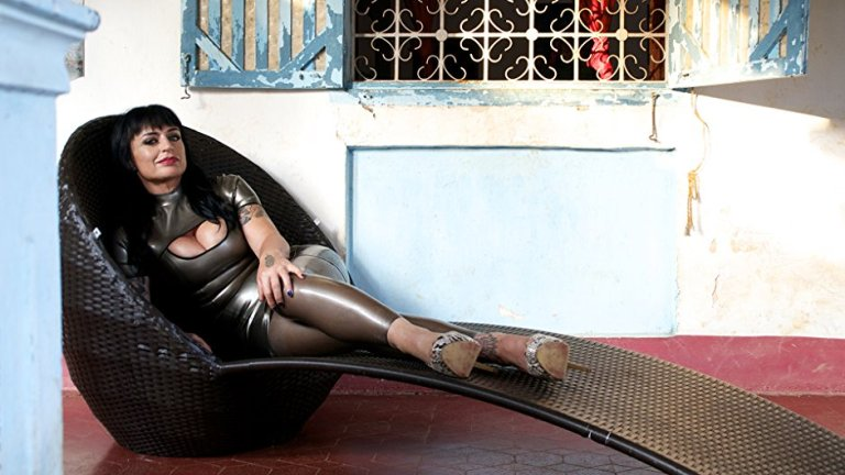 EX-DOMINATRIX: A TRUE STORY