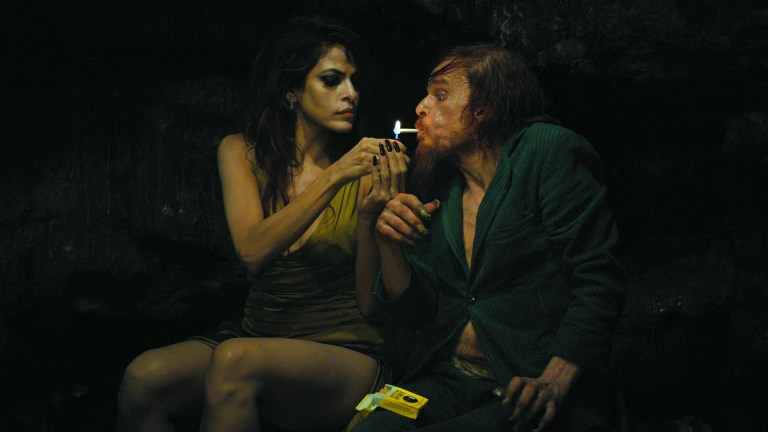 NOW SHOWING: HOLY MOTORS screens at Close-Up (12 JAN).