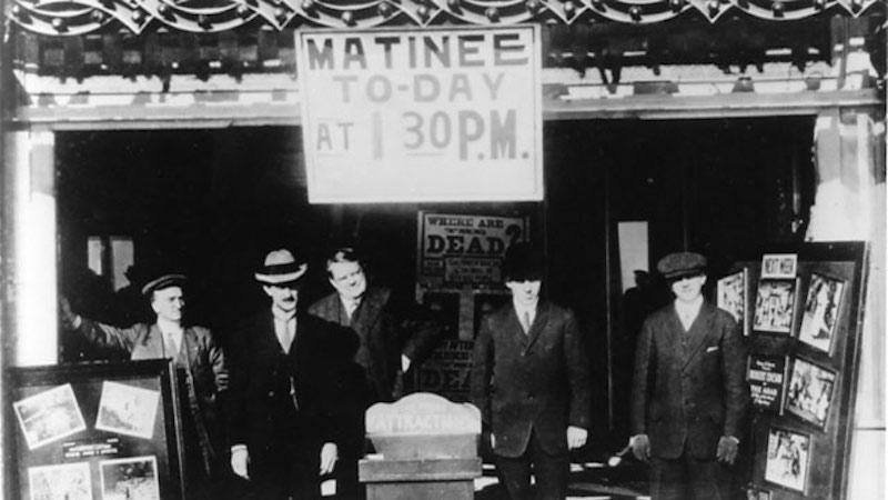 NOW BOOKING: JACK L. WARNER: THE LAST MOGUL screens at The Cinema Museum (17 FEB).