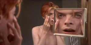 NOW SHOWING: THE MAN WHO FELL TO EARTH