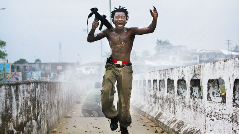 RADIANT CIRCUS screen guide - now showing: HONDROS screens at Frontline Club (06 MAR).