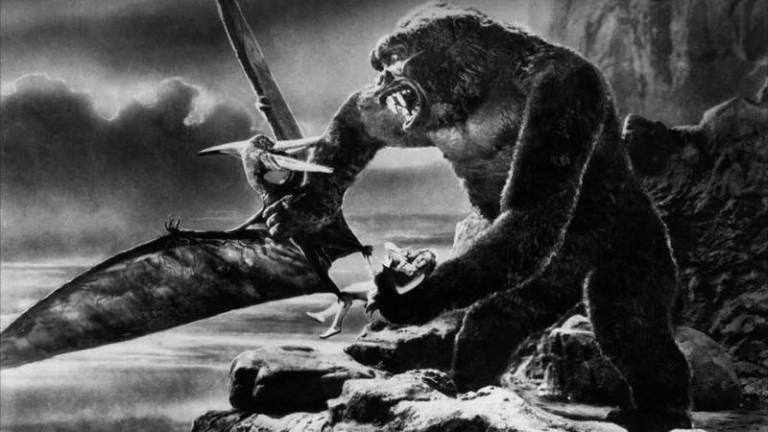 KING KONG 35mm screens at The Prince Charles (12 APR).