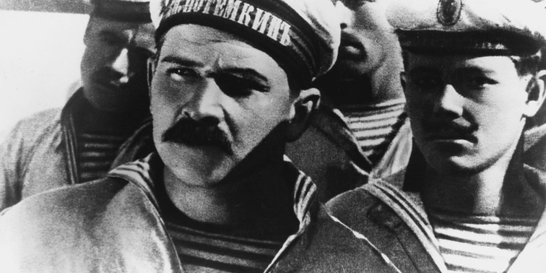BATTLESHIP POTEMKIN screens at Genesis Cinema.