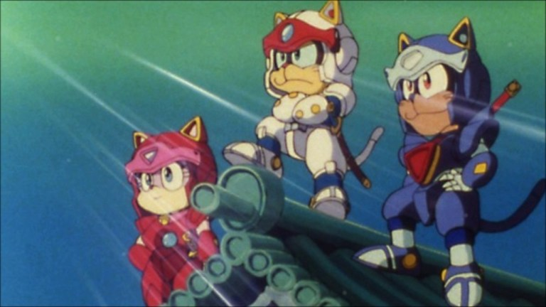 Radiant Circus Screen Guide: SAMURAI PIZZA CATS anime at Japan Foundation London (20 APR).