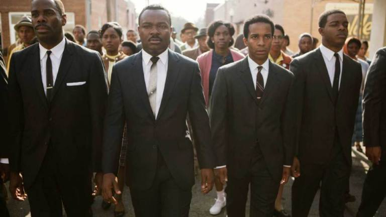 Radiant Circus Screen Guide - Films in London this month: SELMA at BFI.
