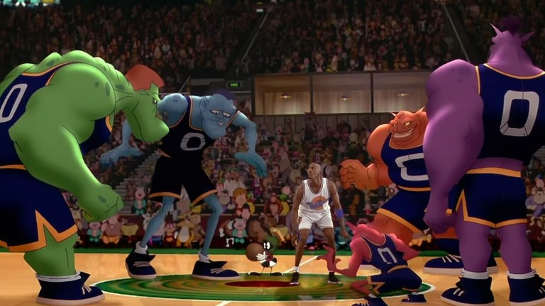 Radiant Circus Screen Guide - Films in London today: SPACE JAM at Backyard Cinema (28 MAY).