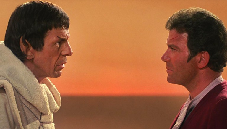 Films in London this month: STAR TREK III THE SEARCH FOR SPOCK at The Prince Charles (30 JUN).