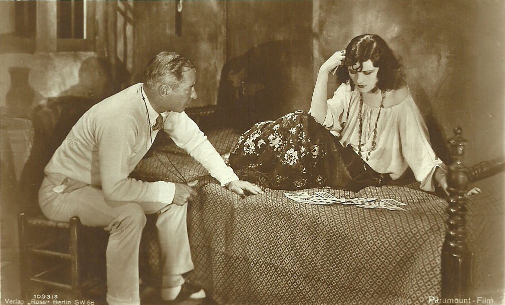 Radiant Circus Special Features - THE SPANISH DANCER with Pola Negri at Kennington Bioscope (23 MAY).