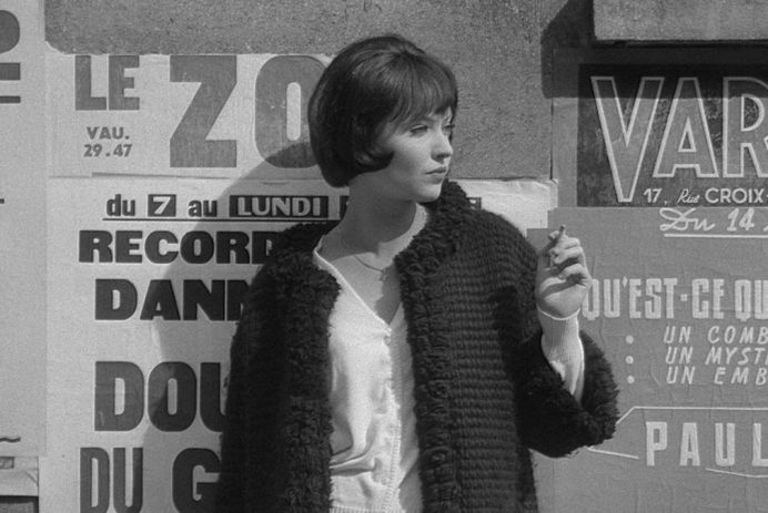 Radiant Circus Screen Guide - Films in London today: VIVRE SA VIE at Close-Up (05 MAY).