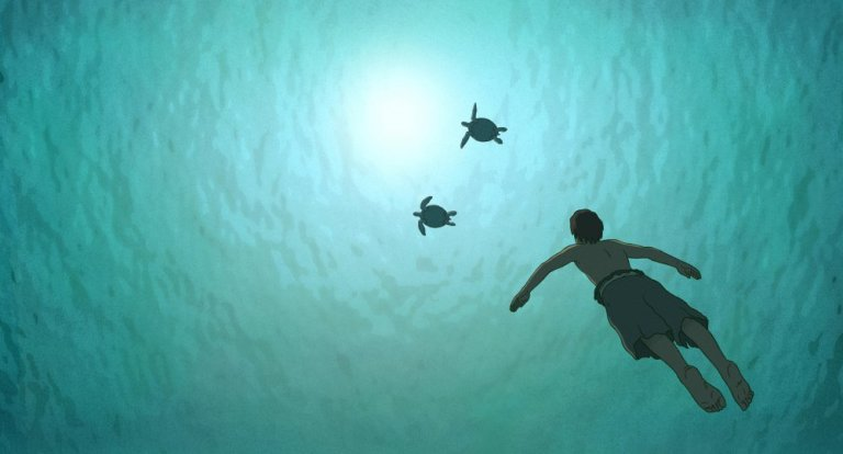 Films in London today: THE RED TURTLE at Herne Hill Film Festival (28 MAY).