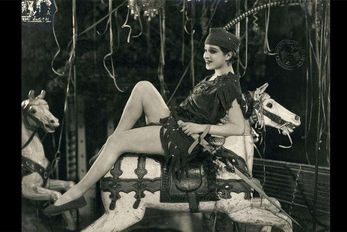 LILI DAMITA star of THE ROAD TO HAPPINESS