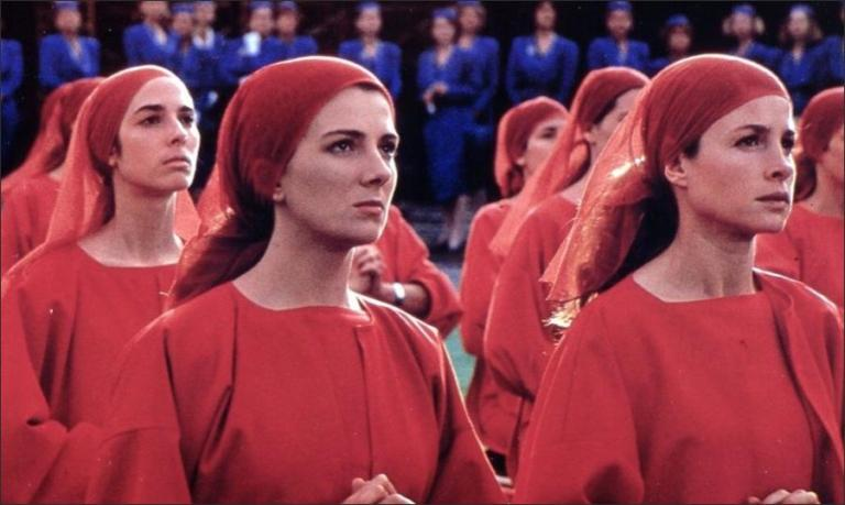 Radiant Circus Screen Guide - Films in London this week: THE HANDMAID'S TALE at The Institute Of Light (18 JUN).