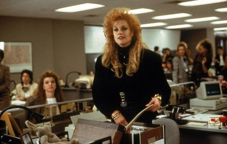 Radiant Circus Screen Guide - Films in London today: WORKING GIRL at BFI (16 JUN).