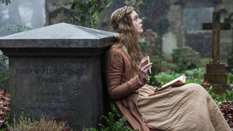Films in London today: MARY SHELLEY at Phoenix Cinema.