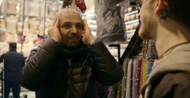 Films in London this week: MR. GAY SYRIA at CentrE17 (06 JUL).