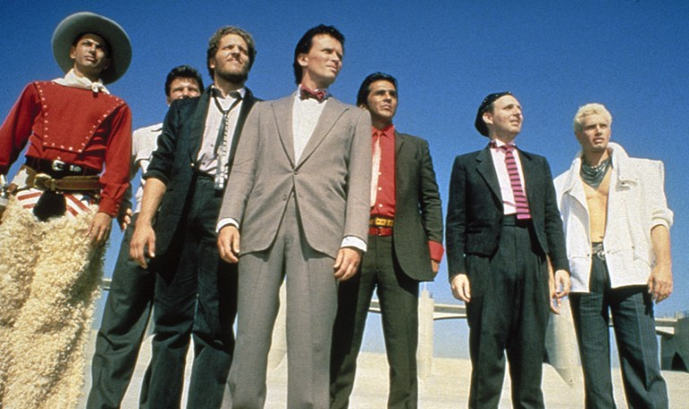 Films in London today: THE ADVENTURES OF BUCKAROO BANZAI ACROSS THE 8TH DIMENSION at The Prince Charles (18 JUL).